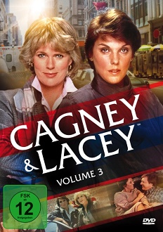 Cagney & Lacey - Volume 3 - Koch Media - DVD-Cover