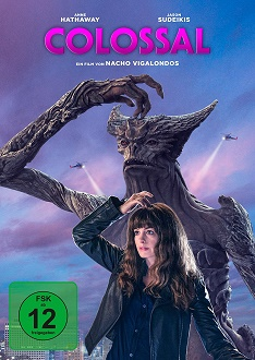 Colossal - Universum - DVD-Cover