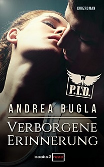 Cover - Bugla, Andrea - PID 3.5 - Verborgene Erinnerung - books2read