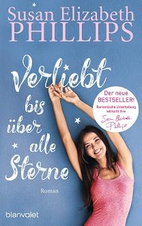 Cover - Phillips, Susan - Verliebt bis über alle Sterne - Blanvalet
