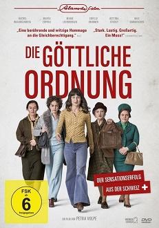 Die göttliche Ordnung - Alamode Film - DVD-Cover