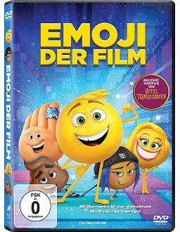 Emojis - Der Film - Sony - DVD-Cover