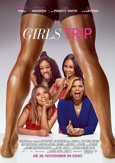 Girls Trip - Universal Pictures - Plakat klein