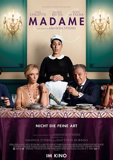 Madame - Studiocanal - Plakat