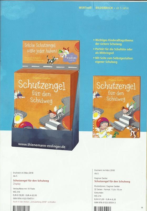 Vorschau Frühjahr 2018 Thienemann Esslinger 4