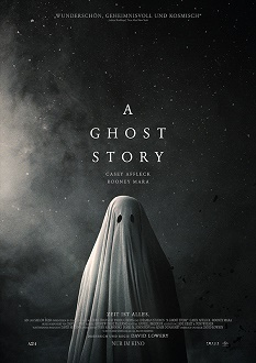 A Ghost Story - Universal Pictures - Plakat