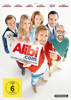 Alibi.com - Studiocanal - DVD-Cover