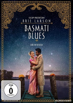 Basmati Blues - Liebe im Reisfeld - EuroVideo - DVD-Cover