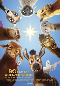 Bo und der Weihnachtsstern - Sony Pictures - Plakat