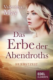 Cover - May, Valentina - Das Erbe der Abendroths 1 - Herbstzeit