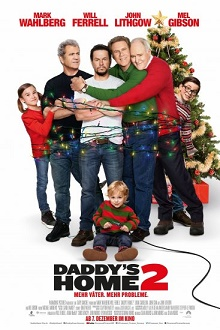 Daddy's Home 2 - Paramount Pictures - Plakat
