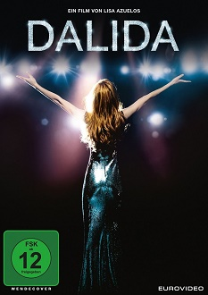 Dalida - EuroVideo - DVD-Cover