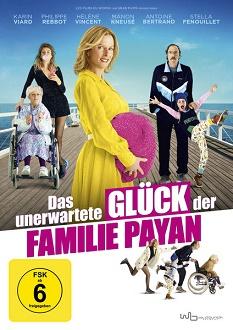 Das unerwartete Glück der Familie Payan - Universum Film - DVD-Cover