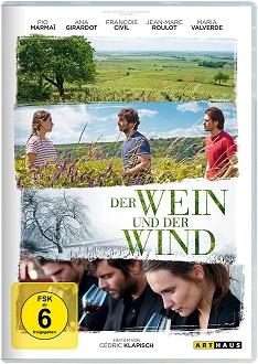 Der Wein und der Wind - Arthaus - DVD-Cover