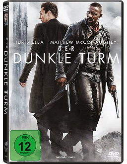 Der dunkle Turm - Sony Pictures - DVD-Cover