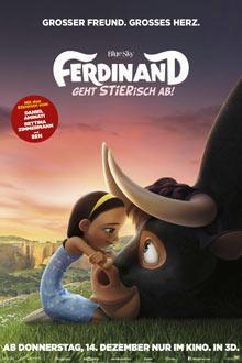 Ferdinand geht STIERisch ab - Twentieth Century Fox - Plakat klein