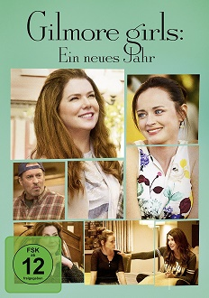 Gilmore Girls - Ein neues Jahr - Warner Bros. - DVD-Cover