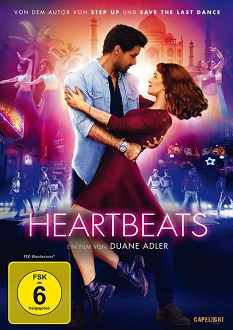 Heartbeats - Capelight Pictures - DVD-Cover