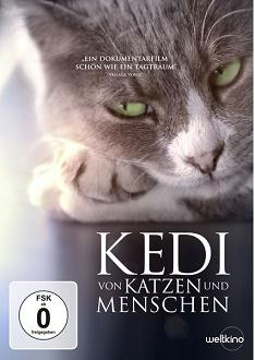 Kedi - Von Katzen und Menschen - Universum Film - DVD-Cover