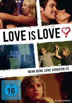 Love is Love - EuroVideo - DVD-Cover