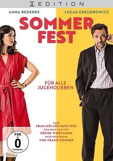 Sommerfest - X-Verleih - DVD-Cover
