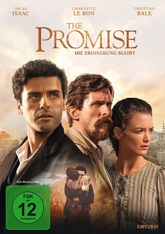 The Promise - Die Erinnerung bleibt - Capelight Pictures - DVD-Cover