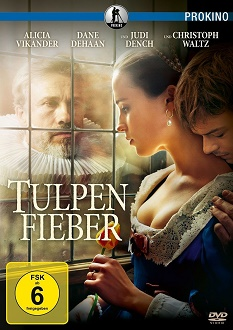 Tulpenfieber - Prokino - DVD-Cover