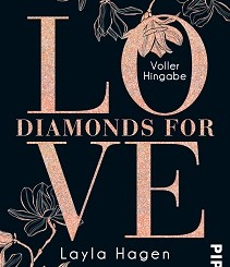 Cover - Hagen, Layla - Diamonds for Love 1 - Vollger Hingabe - Piper