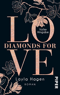 Cover - Hagen, Layla - Diamonds for Love 1 - Vollger Hingabe - Piper
