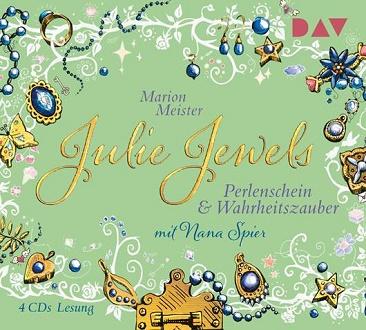 Cover - Meister, Marion - Julie Jewels 1 - Perlenschein & Wahrheitszauber - Hörbuch