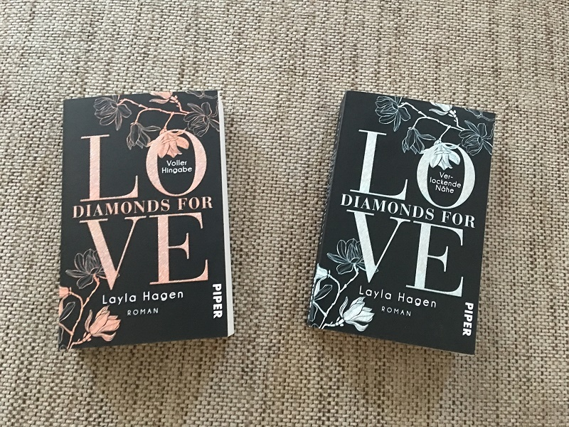 Hagen, Layla - Diamonds for Love 1 und 2
