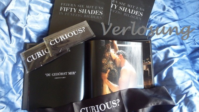 Verlosung Fifty Shades in fünfzig Bildern