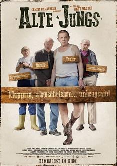 Alte Jungs - Plakat klein - Camino