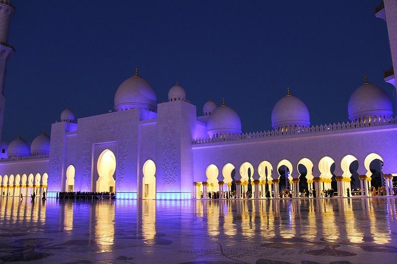 Arabischer Palast Pixabay