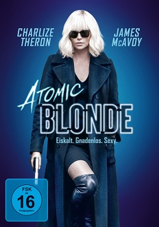 Atomic Blone - Universal Pictures Home Entertainment - DVD-Cover klein