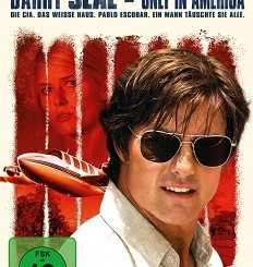 Barry Seal - Only in America - DVD-Cover klein - Universal