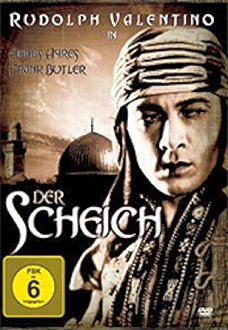 Der Scheich - DVD-Cover klein - Best Entertainment