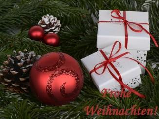 Frohe Weihnachten (2)