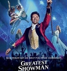 Greatest Showman - Plakat klein - Twentieth Century Fox