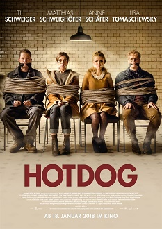 Hot Dog - Plakat klein - Warner Bros