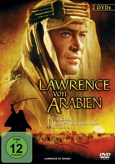 Lawrence von Arabiene - DVD-Cover klein - Sony Pictures Home Entertainment