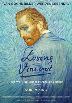 Loving Vincent - Weltkino - Plakat klein