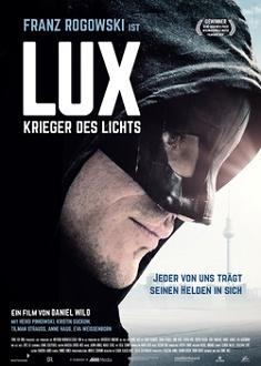 Lux - Krieger des Lichts - Plakat klein - Zorro Film