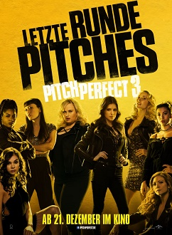 Pitch Perfect 3 - Universal Pictures - Plakat klein