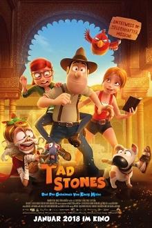Tad Stones und das Geheimnis von König Midas - Plakat klein - Paramount