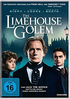 The Limehouse Golem - Concorde - DVD-Cover klein