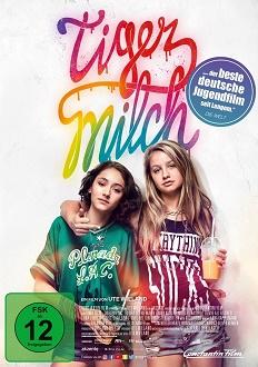 Tigermilch - DVD-Cover klein - Constantin Film