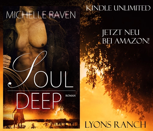 Anzeige Michelle Raven Soul Deep