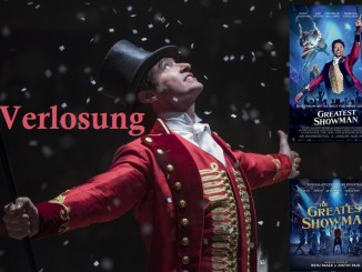 Verlosung Greatest Showman