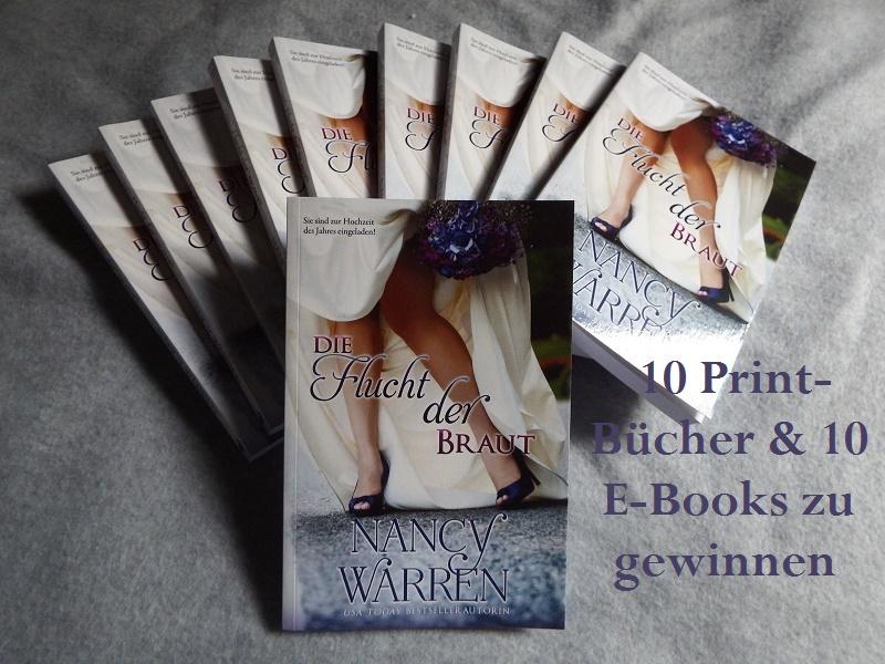 Verlosung Lovelybooks Nancy Warren